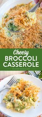 cheesy broccoli casserole yellow bliss road