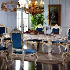 furniture winning dining room stunning blue upholstered chairs