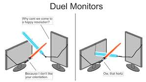 Meme Monitor - new plasms sword fighting monitors imgur