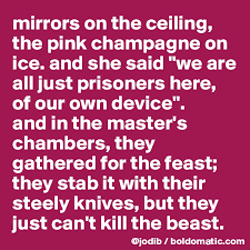 Mirrors On The Ceiling by Mirrors On The Ceiling The Pink Champagne On Ice And She Said