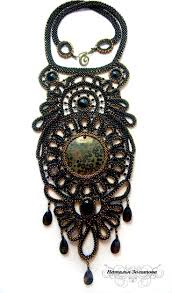 87 best bead necklaces raw images on pinterest necklaces
