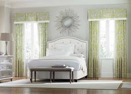 Drapes With Matching Valances Freshen Up Your Space With Colorful Printed Drapes And A Matching