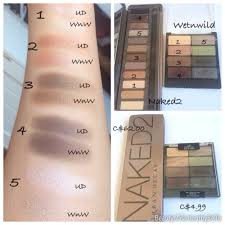 Wet Wild Comfort Zone Urban Decay Naked2 Dupe Wet N Wild 738 Comfort Zone Palette