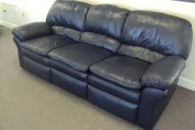 navy blue reclining sofa blue reclining sofa adrop me