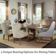star furniture dining table 3 unique seating options for dining tables a star furniture