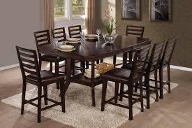 progressive furniture bobbie 9 piece dining set u0026 reviews wayfair