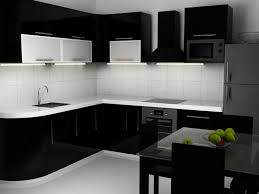 black and white kitchens ideas and modern black kitchen designs