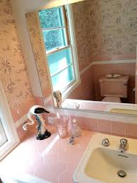 Retro Pink Bathroom Ideas Pink And Gold Bathroom Pink And Gold Bathroom Ideas Houzz White