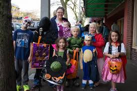 trick or treat u2014 downtown bellingham