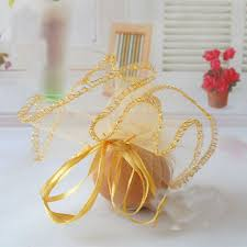gold organza bags 51 best organza bags images on jewelry packaging