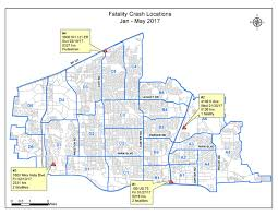 Plano Tx Map Fatality Crash Locations Plano Tx Official Website