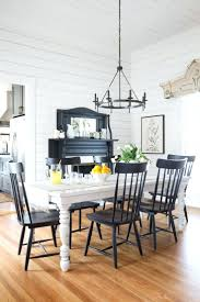 White Distressed Dining Room Table Dining Chairs 99 Best Dining Tables Chairs Chalk Paint Ideas