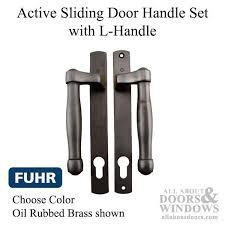 Patio Door Handle With Lock Sliding Glass Patio Door Handles
