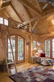 timber frame home interior photos
