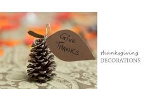 impress your guests with these thanksgiving decoration ideas