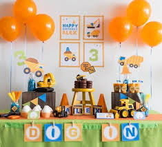 baby boy birthday themes 244 best boy s construction party images on