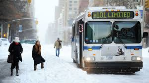 M15 Bus Route Map by Mta Service Changes Snow To Impact Subways Buses Lirr Am New York