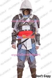 Assassin Creed Halloween Costume Assassins Creed Iv Black Flag Cosplay Edward James Kenway Costume