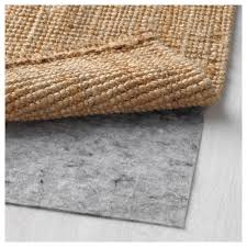 ikea carpet pad lohals rug flatwoven ikea
