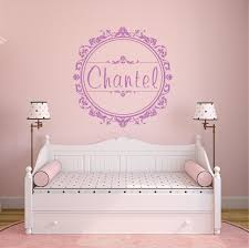 Custom Nursery Wall Decals Name Stickers For Room Custom Name Baby Nursery Wall