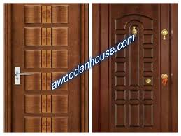 wooden front door u2013 rift decorators