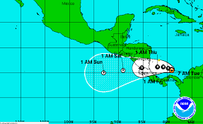 otto becomes latest hurricane formation on record in caribbean