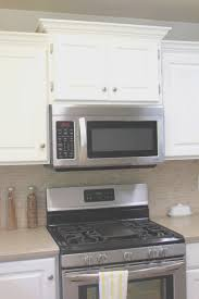 kitchen kitchen cabinet microwave home decoration ideas