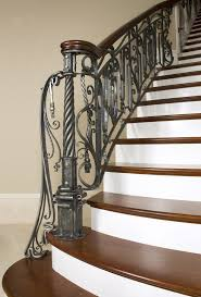 Home Interior Stairs by Best 20 Interior Railings Ideas On Pinterest Banister Rails