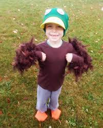 duck costume my busy beehives mallard duck costume