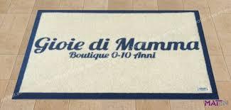 tappeti personalizzati on line tappeti personalizzati on line con zerbini personalizzati ad