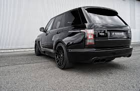 land rover black hamann mystere range rover goes from pink to black autoevolution