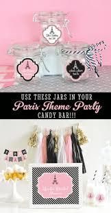 182 best paris birthday party images on pinterest birthday party