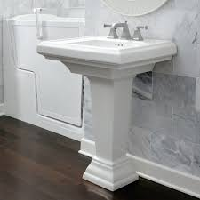 sinks 36 wide pedestal sink 16 wide pedestal sink bathroom sinks