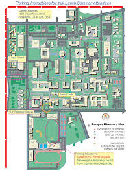 University Of Michigan Campus Map by Caltech Yly Lunch Seminar