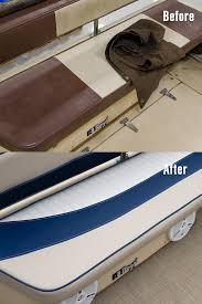 how to make a powerboat aft bench cushion video sailrite