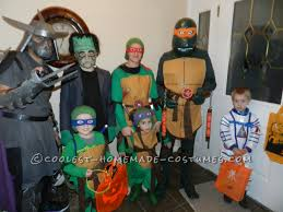 leonardo ninja turtle halloween costume 75 coolest homemade ninja turtles costumes for all ages
