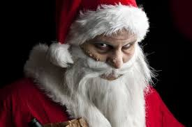 scary santa stars in new christmas house of horrors manchester