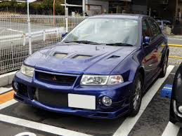 mitsubishi lancer evo 6 file the frontview of mitsubishi lancer evolution vi gsr jpg