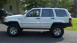 94 jeep grand 1994 jeep grand limited lifted