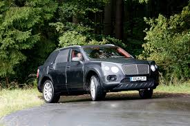 bentley suv 2014 bentley bentayga suv pics specs and on sale date pictures 1