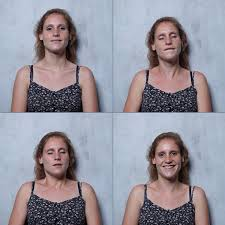 Blu U Before And After Women U0027s Faces Captured Before During And After In