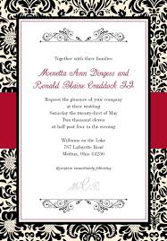 informal wedding invitation wording couple hosting digitalrabie com