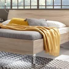 Schlafzimmer Komplett Eiche Schlafzimmer Einrichtung Andryas In Creme Weiß Pharao24 De