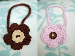 crochet baby headband alli crafts free pattern button baby headband