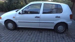 volkswagen hatchback 1995 vw polo 1995 youtube