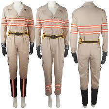 ghostbusters jumpsuit female ghost buster halloween