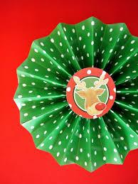 how to make folded paper rosettes hgtv
