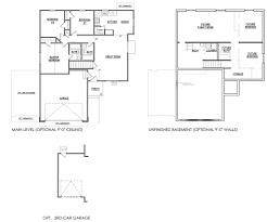 chamberlen floor plan salisbury homes