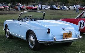alfa romeo classic blue file 1958 alfa romeo giulietta spider lt blue rvl 4637155165
