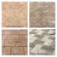 concrete u003e decorative concrete u003e stencils u0026 stamps for